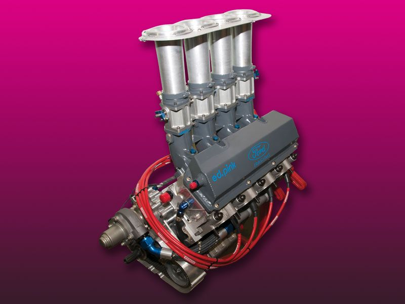 Engine Gallery Ed Pink Racing Engines